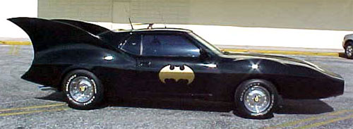 Someone made a Javelin BatMobile