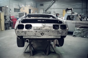 Restoration of Charles Barradas Javelin AMX