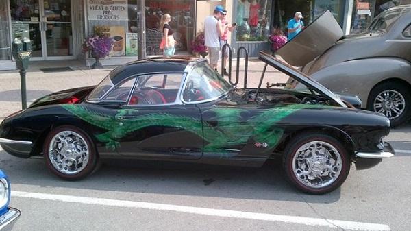 Corvette-at-show