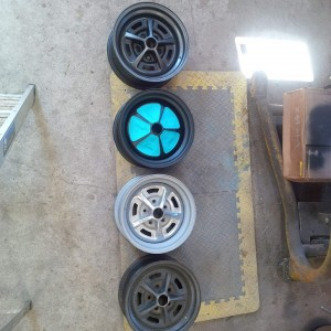 Rims, from start to finish